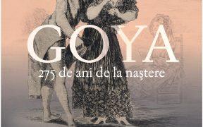 """Expoziţia """"GOYA-275 de ani de la naştere"""", curatoriată de dr. Alexandru Chituţă, a fost deschisă la Muzeul Municipal ,,Regina Maria"""" din Iaşi"""