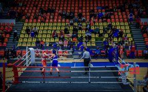 Pugilistele Beatrice Obedea, Andrada Micu și Iulia Guță au cucerit podiumul Cupei României de Box Feminin