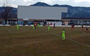 Măgura Cisnădie s-a impus pe terenul echipei Flacăra Horezu, scor 3-0