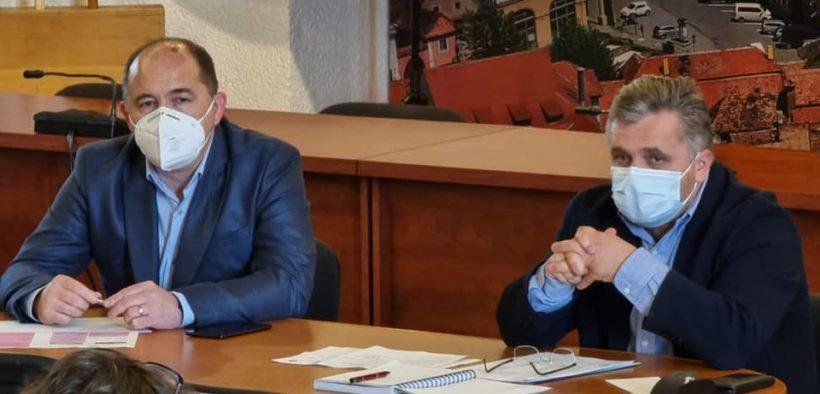 Forma finală a bugetului municipiului Mediaș este pregatită pentru a fi trimisă spre aprobare