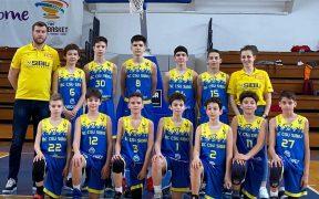 BC CSU Sibiu U13 s-a calificat la turneul final!