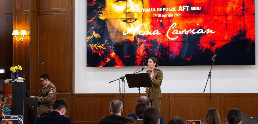 Prima ediție a Festivalului de poezie AFT Sibiu a strâns numeroși iubitori de poezie