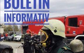 ISU Sibiu – 125 misiuni în acest sfârșit de săptămână
