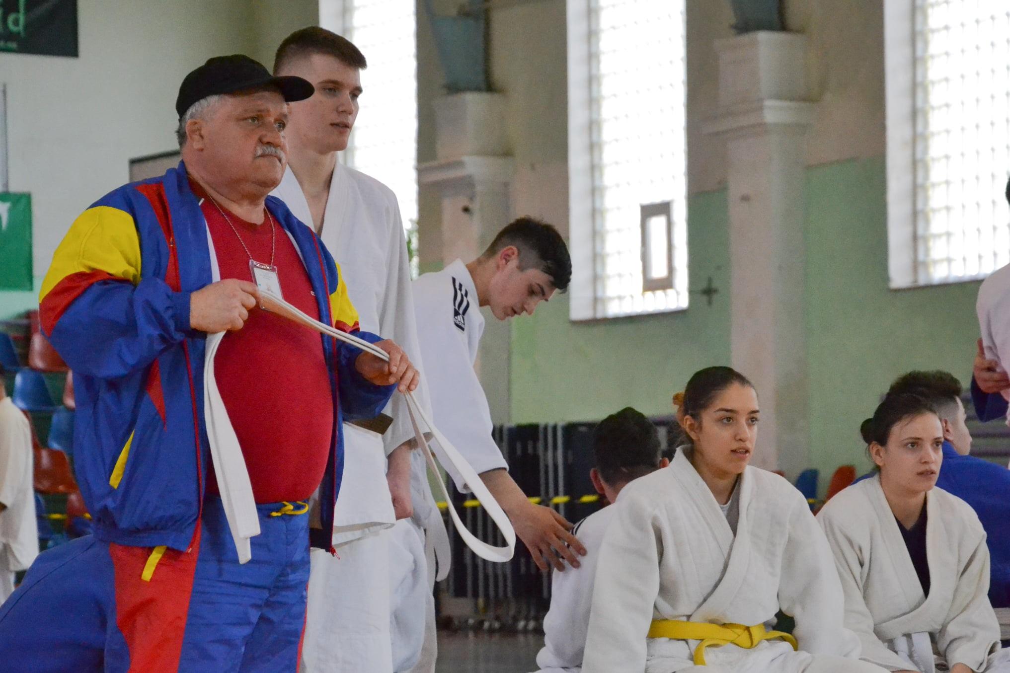 Nicolae Drăgălău se retrage de pe tatamiul AFT-ului