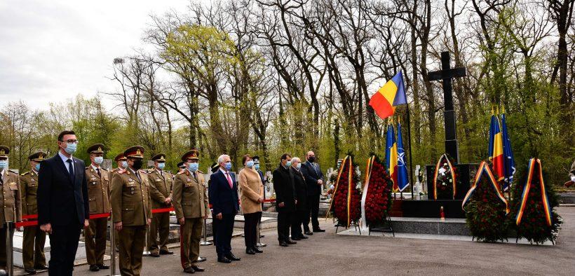 AFT Sibiu: Să nu îi uităm niciodată pe cei ce au luptat ca noi să fim liberi!