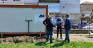 Au demarat lucrările pentru construirea bazinului de înot didactic din cartierul Vitrometan