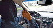 Șofer medieșean, prins drograt la volan