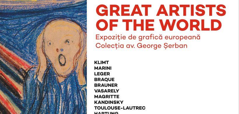 Expoziția organizată de Muzeul Naţional Brukenthal, deschisă la Bușteni