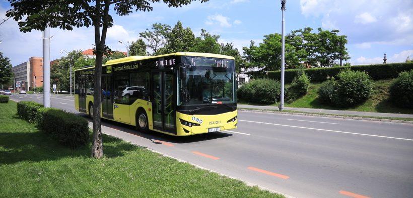 Află programul autobuzelor Tursib în perioada Sfintelor Paști