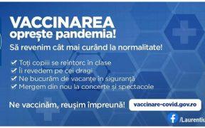 Subprefectul Sibiului, Laurențiu Theodoru, ne îndeamnă la vaccinare