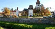 IPJ Sibiu a amendat 43 de persoane care participau la o petrecere în incinta unui imobil din orașul Agnita