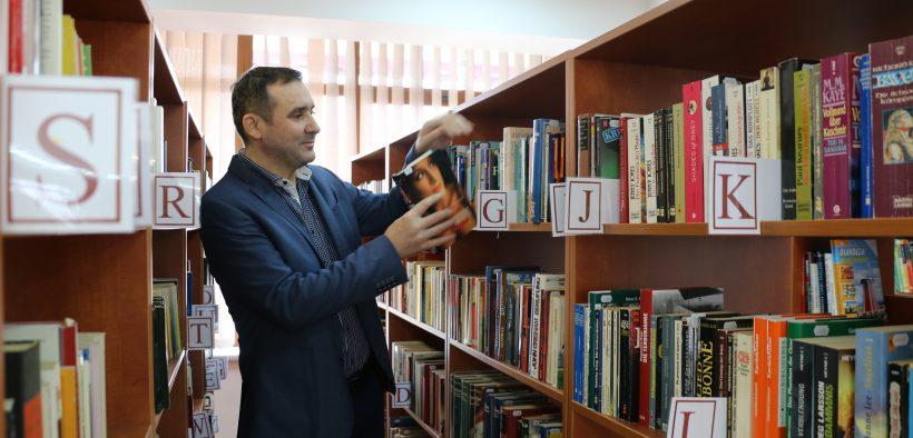 Silviu Borș: Lectura are forță de coeziune în comunități