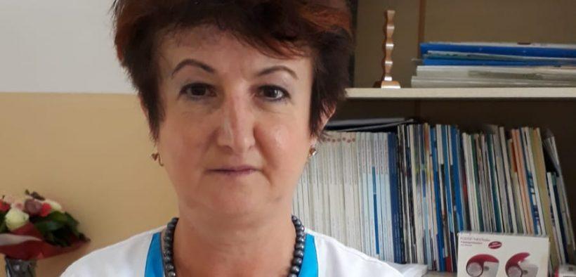Lavinia Danciu a promovat concursul pentru funcția de director medical al Spitalului de Pneumoftiziologie Sibiu