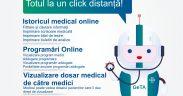 Platforma PORTAL MEDICAL - Gata cu dosarul cu șină!