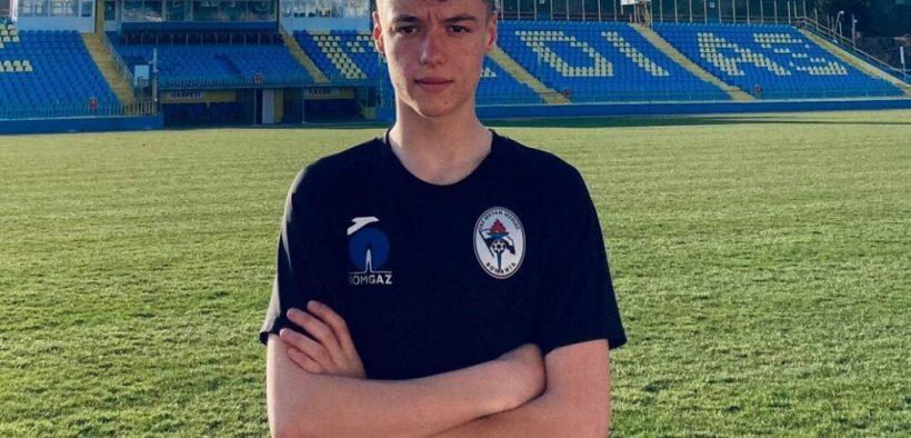 Jucătorul Gazului Metan, Raul Orlandea, a fost convocat la naționala U16 a României