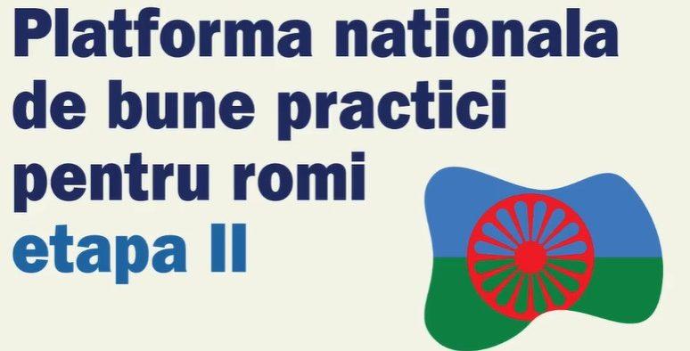 136.000 euro pentru dezvoltarea Platformei naționale de bune practici pentru romi