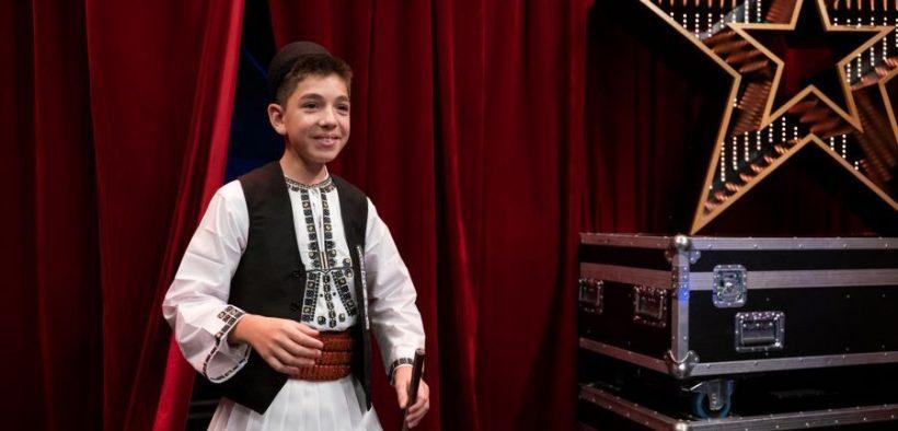 VIDEO- Iliuță de la Jina a cucerit juriul Românii au Talent