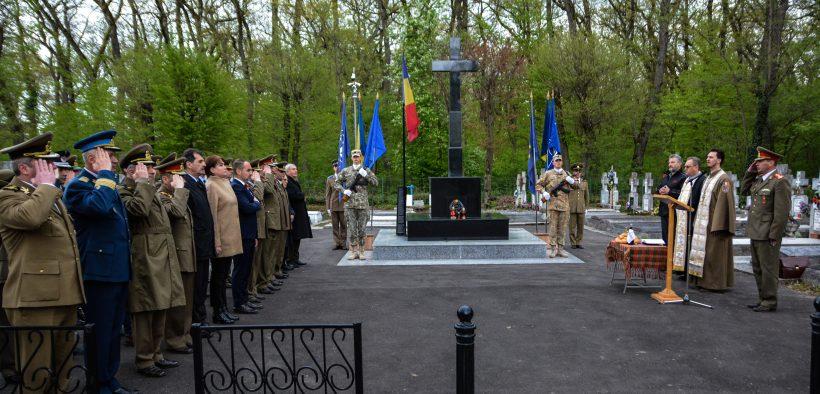 Ziua Veteranilor de Război, aniversată la Sibiu