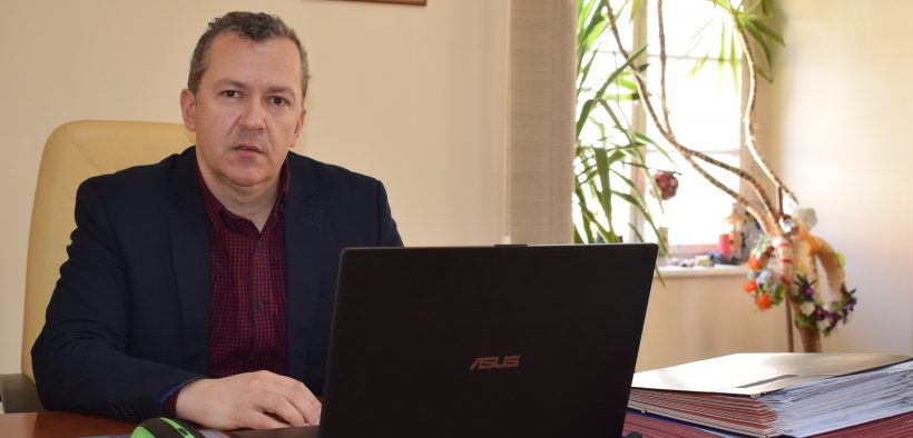 Claudiu Stupar a fost numit director general interimar la DGASPC Sibiu