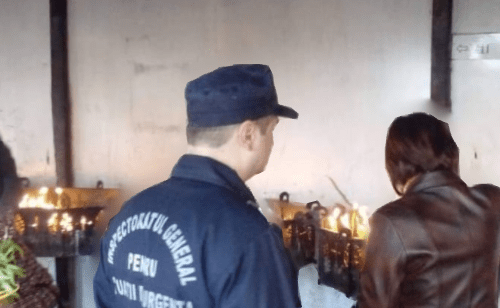 Pompierii desfășoară controale la unitățile de cult din județul Sibiu