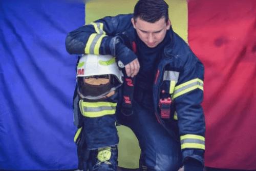 Pompierii militari sibieni, la datorie pe perioada minivacanței de Pașteși 1 Mai