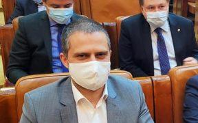 Bogdan Trif: Proiectul de lege privind repatrierea rezervei de aur a României, inițiat de PSD, a fost respins de deputații PNL-USR (C.P.)