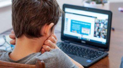 24 714 elevi au desfășurat orele în sistem online