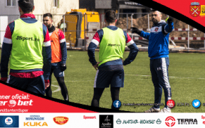 Eugen Beza este pregatit pentru debutul pe banca tehnică a echipei FCH