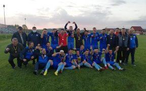 FC Avrig este noua campioană județeană a Ligii a 4-a de Fotbal
