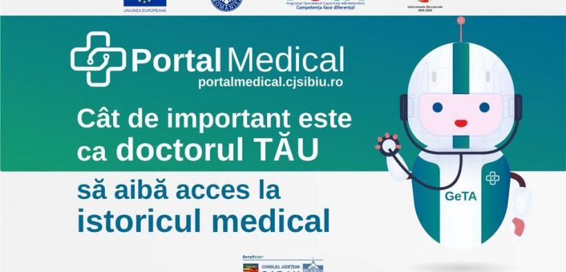 Eduard Egri și Răzvan Biriș răspund întrebările dumnevoastră prin intermediul Portal Medical Sibiu