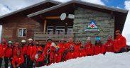 Sesiune de reatestare a salvatorilor montani, organizată la Bâlea Lac