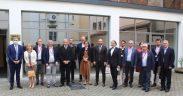 CJ Sibiu a primit vizita unei misiuni economice austriece în România, organizate de Ambasada Austriei în România, Secția Comercială