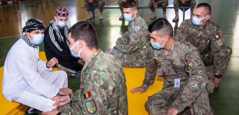 Studenții AFT Sibiu participă la ședințe practice de formare a competențelor de comunicare