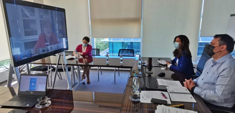 Cristian Ghinea a participat la reuniunea miniștrilor UE
