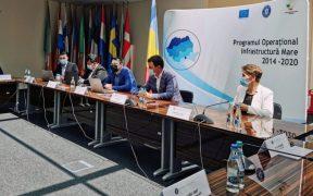 Ministrul Cristian Ghinea a semnat contractele de finanțare pentru 3 proiecte vizând dezvoltarea rețelelor de gaze naturale