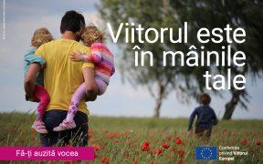 Europa mai aproape de tine - spune-ți părerea pe platforma digitală lansată de Uniunea Europeană