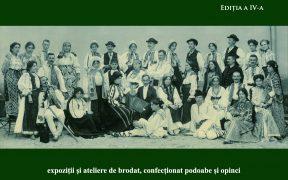 6 meșteri tradiționali te așteaptă la Ziua Națională a Costumului Tradițional din România