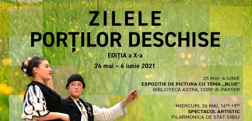 """Festivalul ,,Zilele Porților Deschise"""", la Școala Populară de Arte și Meserii """"Ilie Micu"""" Sibiu"""