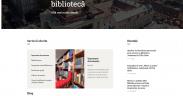 Noul website al Bibliotecii Județene ASTRA Sibiu, realizat în colaborare cu ROPARDO