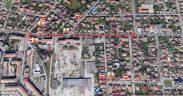 Se închide traficul pe un tronson al Căii Dumbrăvii pentru lucrări de modernizare