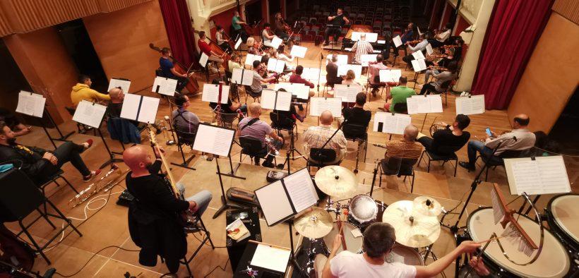 Filarmonica Sibiu redeschide Sala Thalia pentru public cu un concert-eveniment SOLD OUT