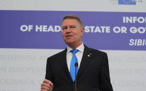 Klaus Iohannis, mesaj de Ziua Europei: Testul pe care Uniunea Europeană îl trece în contextul pandemiei este unul fără precedent
