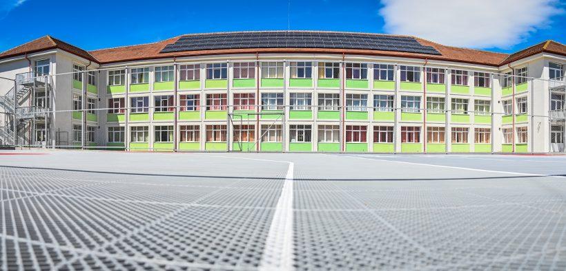 Primăria Sibiu a finalizat lucrările de modernizare pentru încă două școli