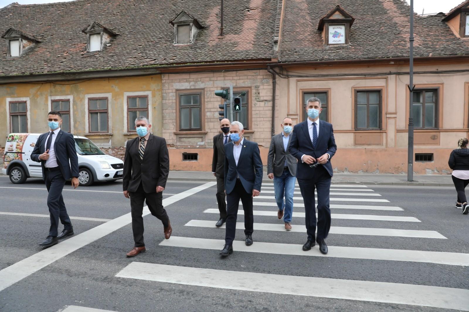 Sala de examinare auto din Municipiul Sibiu și-a schimbat locația