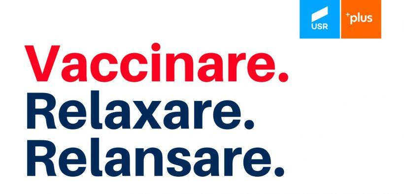 Alianța USR PLUS Sibiu se alătură promovării campaniei de vaccinare împotriva COVID19 (C.P.)