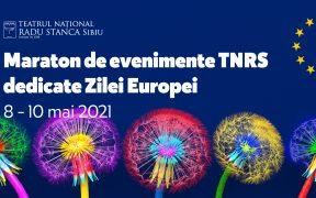 Maraton de evenimente TNRS dedicate Zilei Europei între 8 și 10 mai 2021