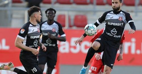 FC Hermannstadt – FC Argeș se va disputa la Cluj