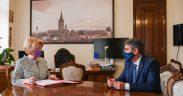 Parteneriat strategic, semnat între ULBS și Primăria Sibiu
