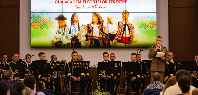 AFT Sibiu a sărbătorit 174 de ani de învățământ militar românesc