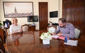 Astrid Fodor: Modernizăm pasajul pietonal subteran care traversează strada Andrei Șaguna